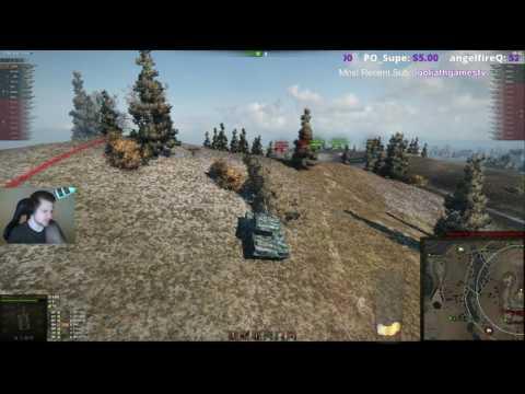 World of Tanks - High Dmg Gold Nub Stream Games