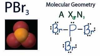 Pbr3 Molecular Geometry Shape And Bond Angles