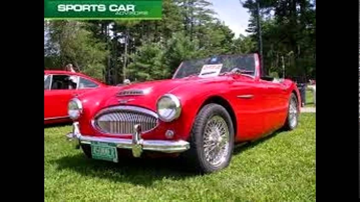 English Sports Cars Youtube