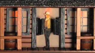 John Wayne Collectibles Cuckoo Clock