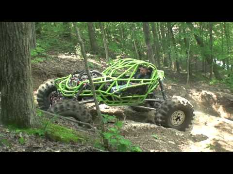 Tim Cameron Testing out the New HR Buggy, lsx454