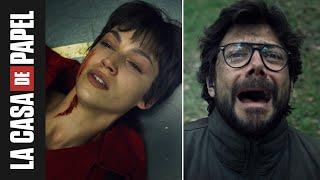 La Casa de Papel  | Últimos cuatro minutos de la Parte 3 | Netflix
