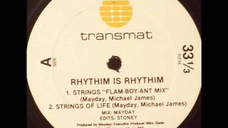 Rhythm Is Rhythm - Strings Of Life - 1987