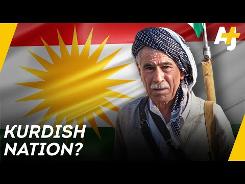 Why Don't Syria, Iran, Iraq And Turkey Want A Kurdistan? | AJ+