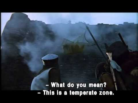 Monty Python - Holy Grail - African or European?