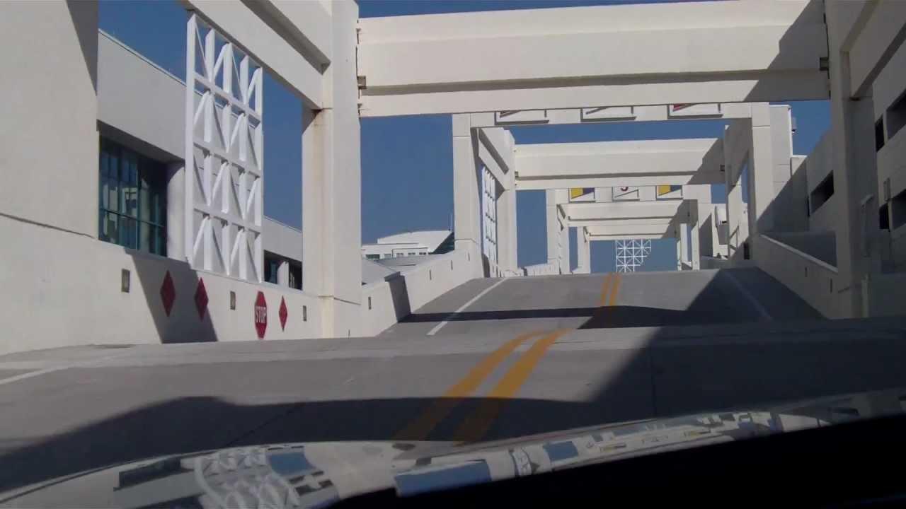 Parking Garage Ramp Ride  Youtube
