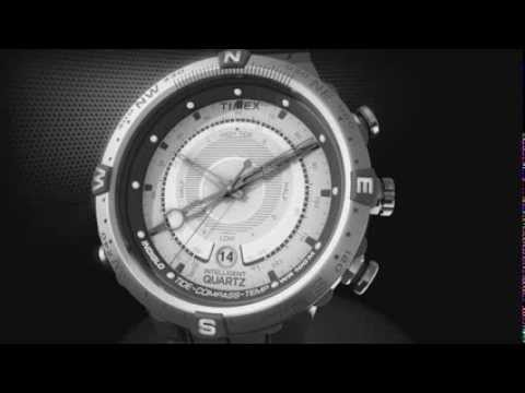 Timex Tide Temp Compass Watch - How To Use | Shade Station
