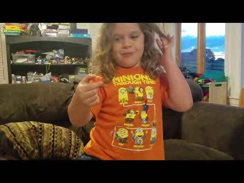Finding A Prize In A Bag Of Goldfish Crackers!