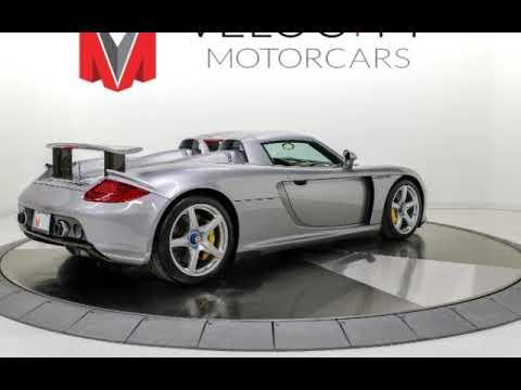 2004 Porsche Carrera GT for sale in NASHVILLE, TN