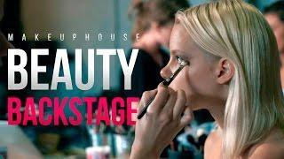 BEAUTY BACKSTAGE   Обучение макияжу   Курс Makeup Artist   Школа макияжа MAKEUPHOUSE