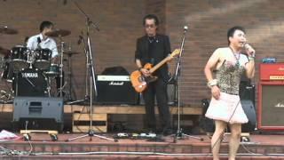穴金田三郎&コンクリートジャングルズ Cover Southern All Stars ♪Oh!...