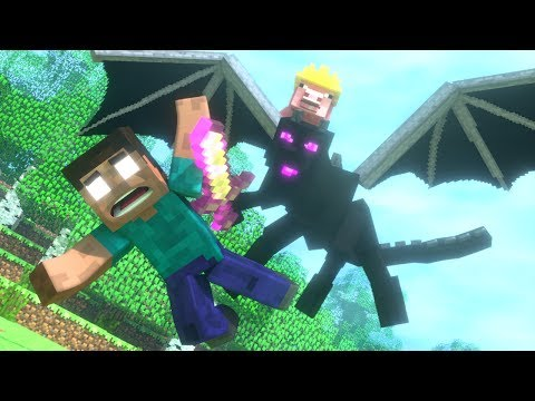 Top 10 Funny Minecraft Animations