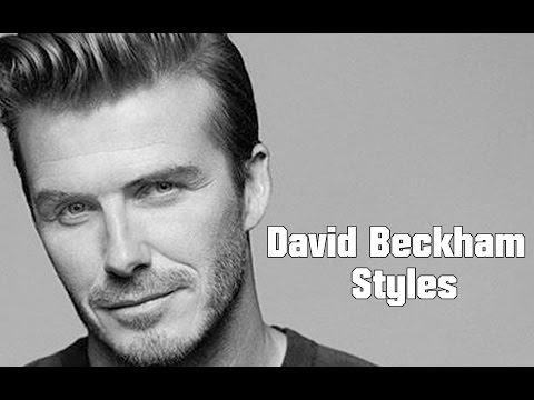 David Beckham Fashion Icon Street Fashion Style