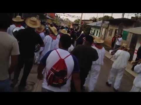 Bandas de viento de Yahualica Hidalgo en semana santa