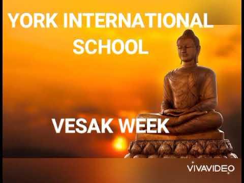 York International School Wattala Virtual Vesak Week 2021