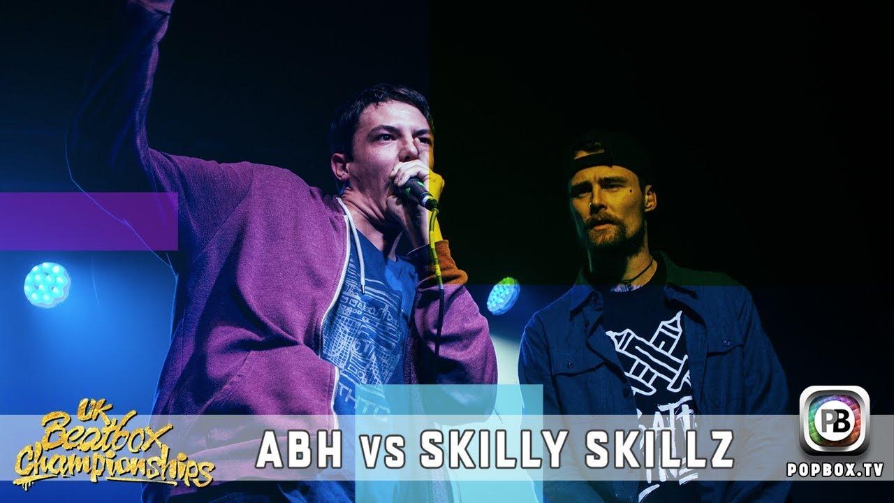 ABH vs Skilly Skillz   Solo Quarter Final   2017 UK Beatbox Championships