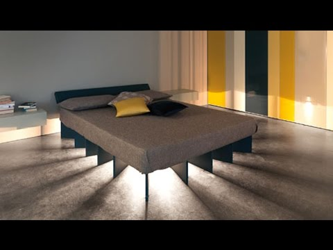 light decoration ideas for bedroom | LED light idea for ...