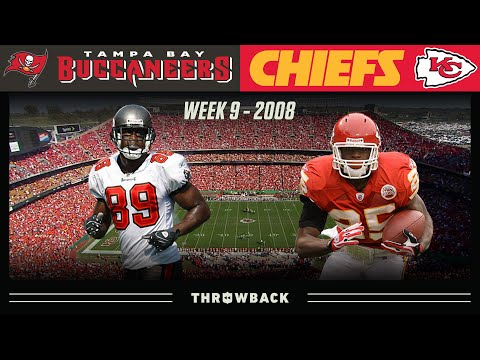 [NFL Throwback] Buccaneers vs Chiefs (2008, Week 9)