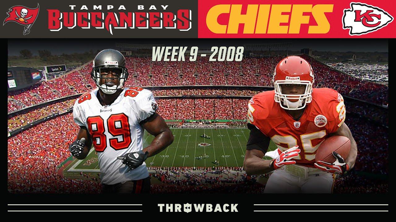 A Weird & Wild Comeback! (Buccaneers vs. Chiefs 2008, Week 9)