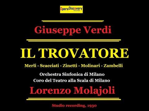OPERA DISCOVERY Il trovatore by Giuseppe Verdi Remastered sound