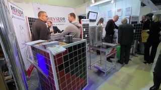 Выставка ОСМ и Колизей Технологий. Нажимные люки Revizor(Команда профессиональных конструкторов и дизайнеров компании