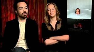 Teeth - Exclusive: Jess Weixler and John Hensley