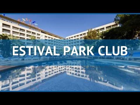 ESTIVAL PARK CLUB 4* Испания Коста Дорада обзор – отель ЕСТИВАЛ ПАРК КЛАБ 4 Коста Дорада видео обзор
