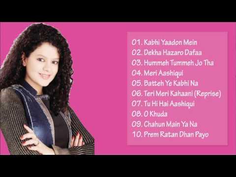 Palak Muchhal all time hit top 10 song-ganwala