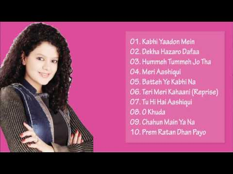 Palak Muchhal all time hit top 10 song-ganwala