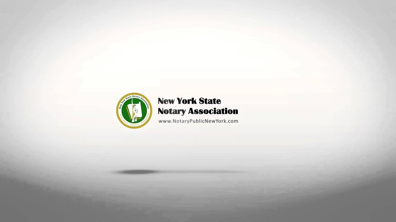 New York State Notary Public Association Classes Seminars Stamps Seals Free Membership