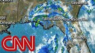 Storm Alberto makes landfall in Florida