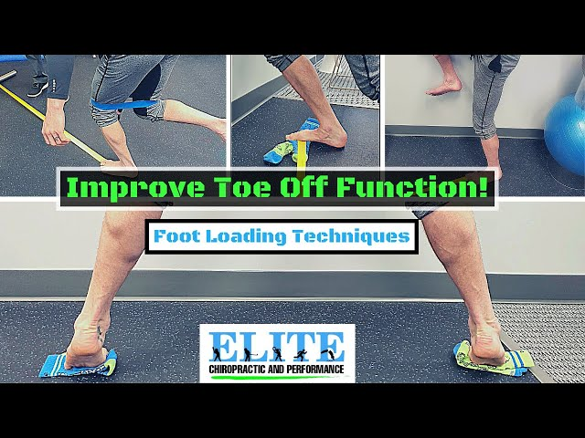 Improve Foot Loading to Decrease Plantar Fasciitis and Achilles Pain | Chesterfield Chiro