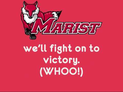 Marist College Fight Song (the official one!)