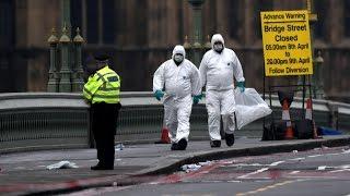 Parliament attacker identified as Khalid Masood