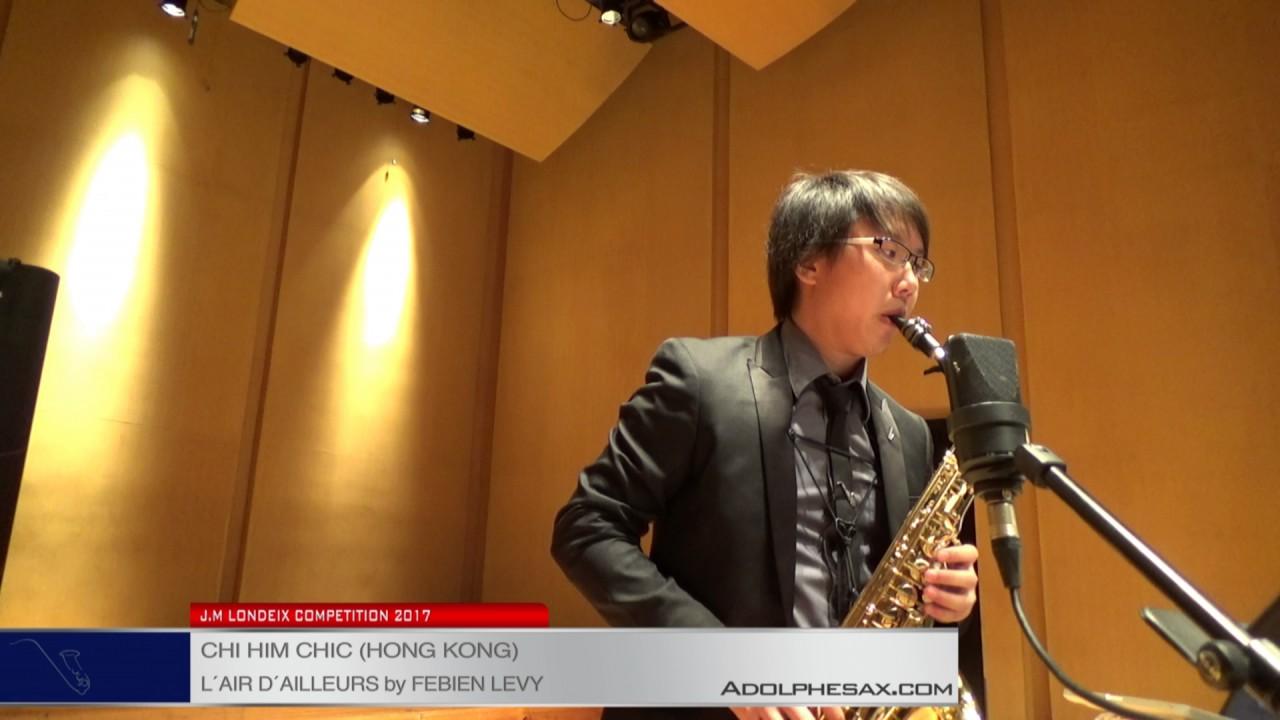 Londeix 2017 – Chi Him Chik (Hong Kong) – L'air d'ailleurs by Fabien Levy