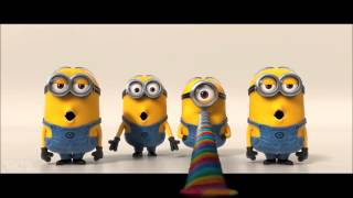 Despicable me Banana song 2 hours!!!
