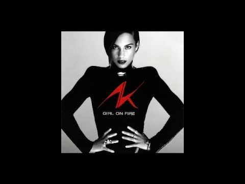 That S When I Knew Alicia Keys Girl On Fire Youtube