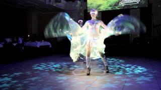 Светвое шоу SKY Wings(Светодиодное неоновое шоу Sky Wings - 08.03.13 ресторан Малиновка., 2013-03-14T15:00:20.000Z)