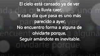 Shakira - Inevitable Letra