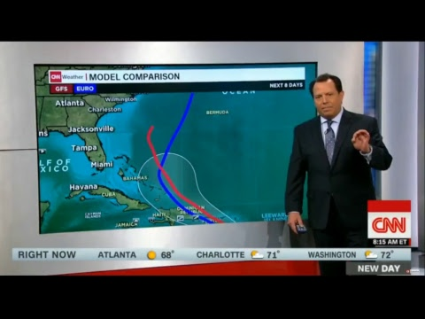 HURRICANE MARIA WARNING LIVE TRACKING