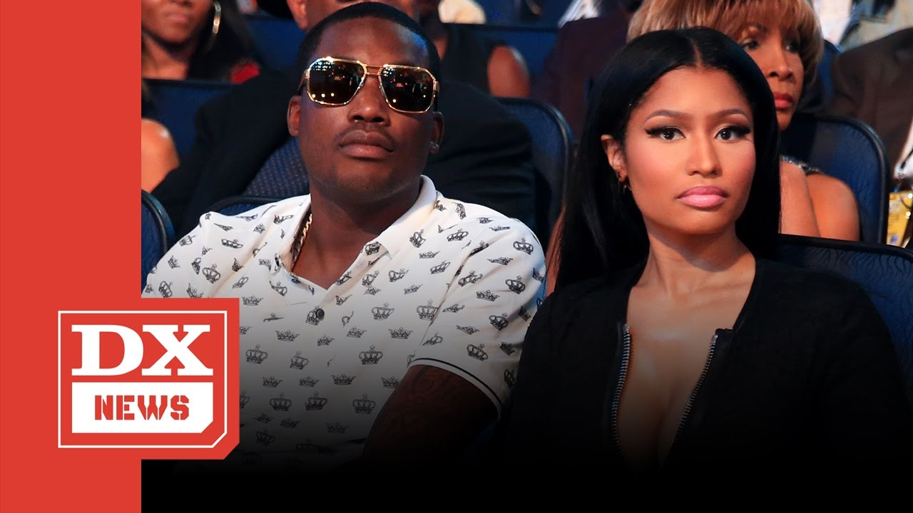 Nicki Minaj and Meek Mill Have Officially Broken Up
