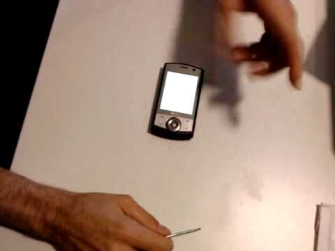 HOW TO Hard Reset HTC Touch Cruise