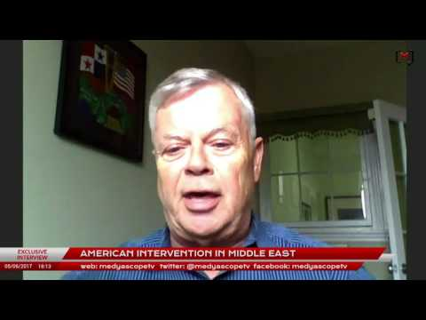 Exclusive interview with Stephen Kinzer on American intervension in Middle East