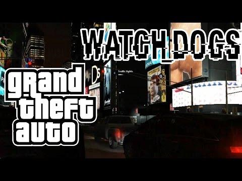 Grand Theft Auto IV (GTA4)   Watchdogs Mod [Deutsch/HD+]