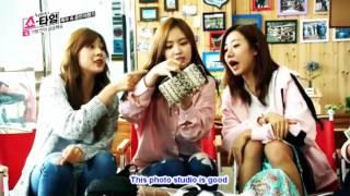 Taemin & Naeun [TaEun]    Apink Showtime