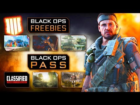 Black Ops 4: Free & Future Paid DLC Content Explained