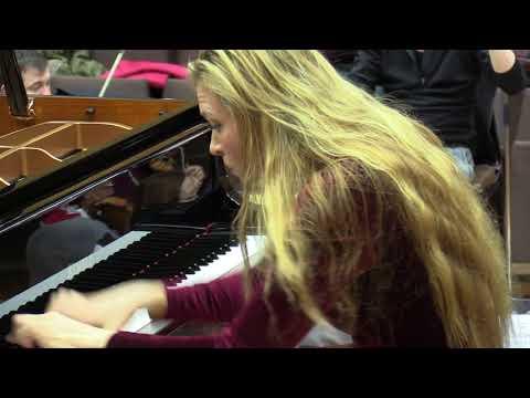 Derek Gleeson, Svetlana Smolina, Dublin Philharmonic Orchestra, Rachmaninov's second piano concerto