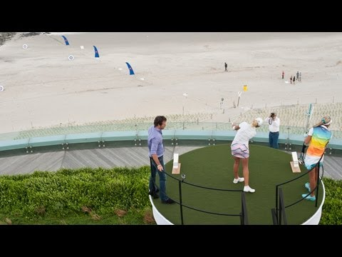 Red Bull Boardwalk Drive with Lexi Thompson