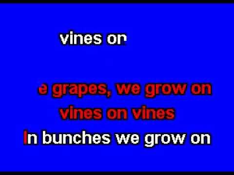 Blue's Clues - Oranges Grow On Trees SM Karaoke