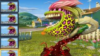 Plants Vs. Zombies: Garden Warfare - Vampire Chomper Unlocked